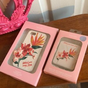 ban. do IPhone 7 & 8 case & Mobile Charger